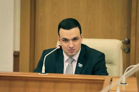 Дмитрий Ионин начал работу в Госдуме РФ