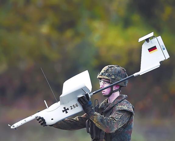 Бундесвер готовится к войне будущего с Россией