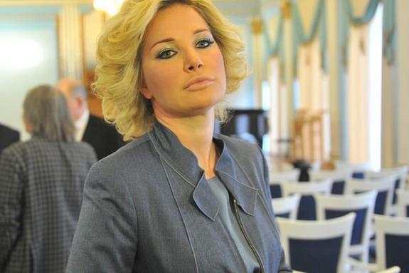 Максакова прокомментировала заявление Собчак об украинском Крыме