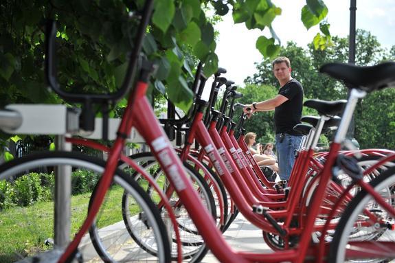 В Москве завершена работа велопроката