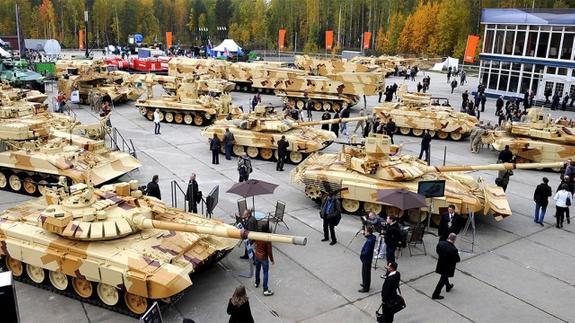 """Russian Arms Expo"" заменят на ""Диверсификацию"""