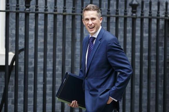 Назначен новый глава Минобороны Великобритании