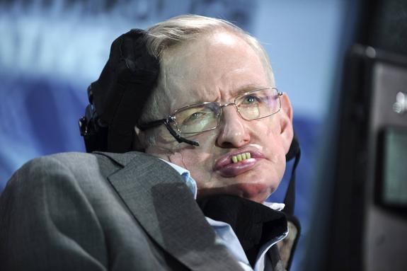 Легендарный физик Стивен Хокинг: человечество прошло точку невозврата