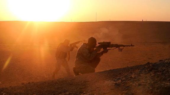 Армия Сирии освободила Дейр-эз-Зор
