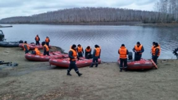 Появились подробности гибели пятерых человек  на озере Аргази