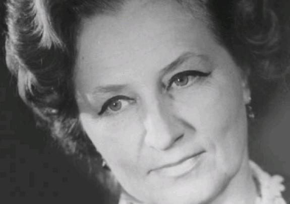 Умерла заслуженная артистка РФ Елена Афанасьева