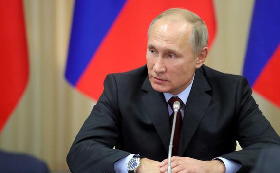 Путин направил Трампу соболезнования после стрельбы в техасской церкви