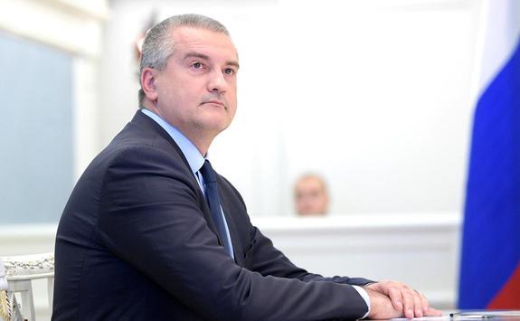 Глава Крыма обвинил Украину в государственном терроризме