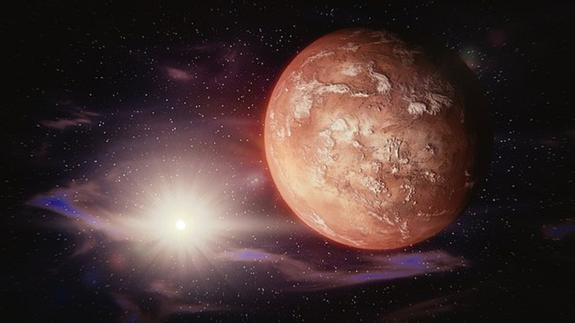 Уфолог рассмотрел на Марсе останки пришельца из «Пятого Элемента»