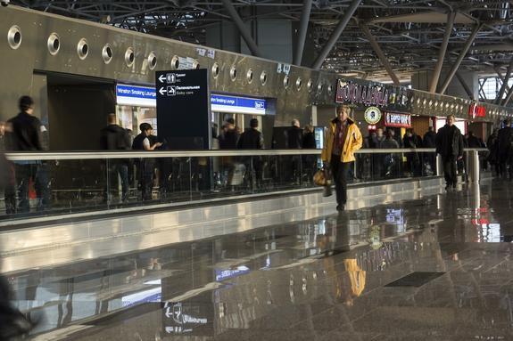 В аэропорту Внуково зафиксировано задымление