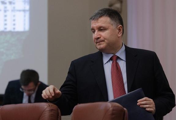 Верховная рада отказалась уволить главу МВД Арсена Авакова