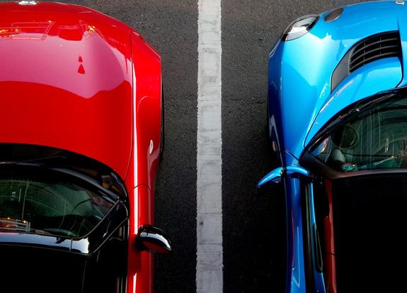 В Москве появилась первая  парковка  только для женщин