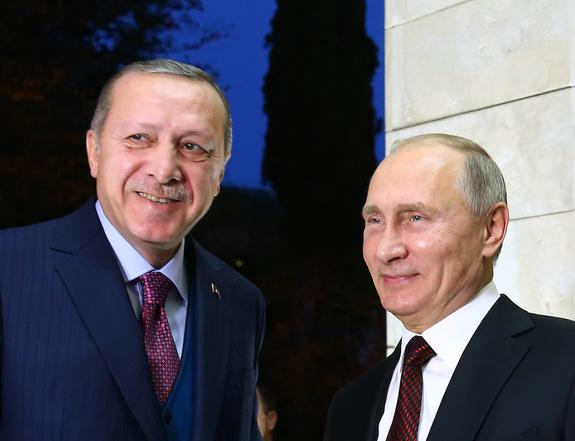 СМИ: на следующей неделе Россию посетит президент Турции