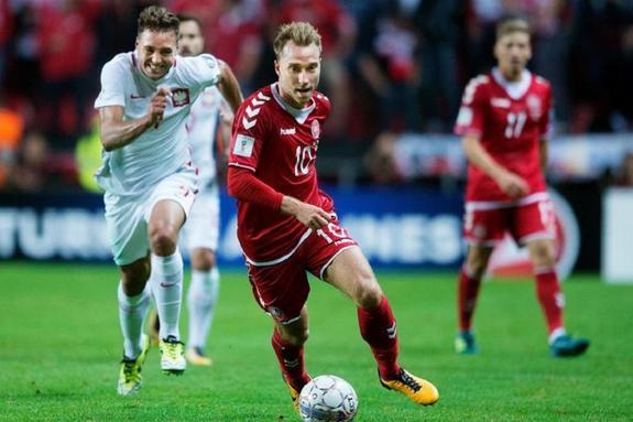 Последнюю путевку в финал ЧМ-2018 завоевала Дания
