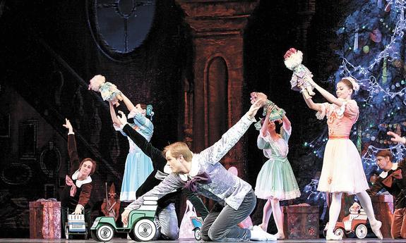 """Высокий стиль """"Кремлевского балета"""""""