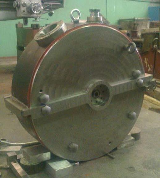 Свердловские ученые создали уникальную паровую турбину