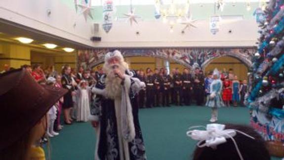 """На Среднем Урале начались """"губернаторские елки"""""""