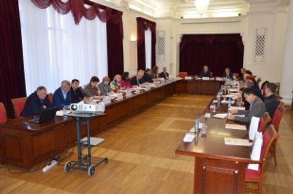 В Екатеринбурге утвержден состав Общественной Палаты