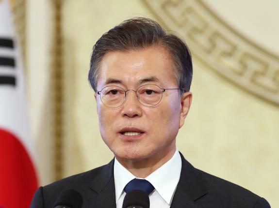 Глава Южной Кореи готов лично встретиться с Ким Чен Ыном