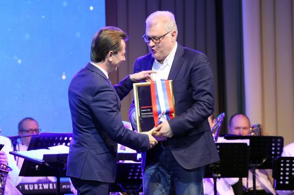 Владимир Бурматов стал лучшим лоббистом года