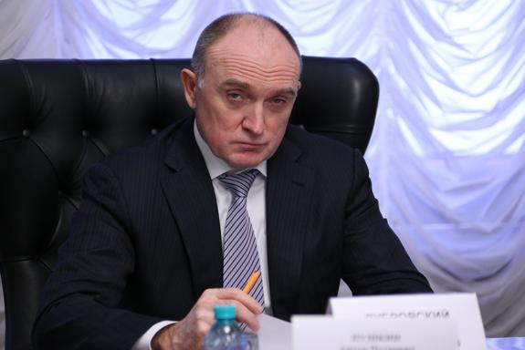 Предвыборный накат на челябинского губернатора