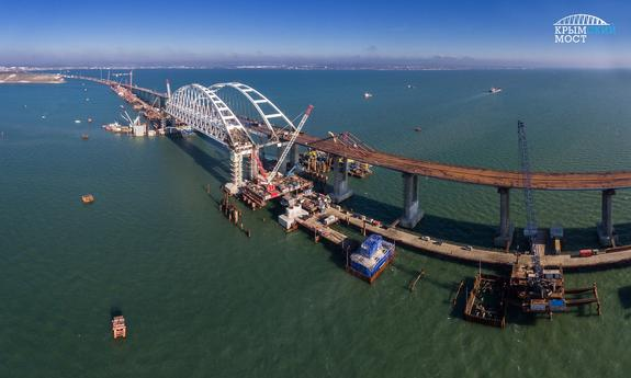 Путин назвал сроки движения по Крымскому мосту