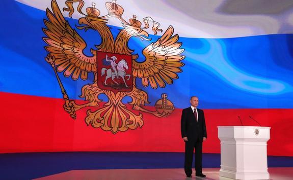 Путин: ни в одной стране нет такого же высокотехнологичного оружия, как в РФ