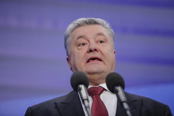 Порошенко: ситуация с газом на Украине стабилизировалась