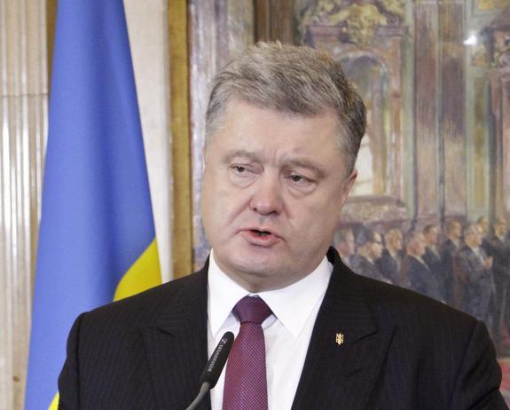 """Порошенко считает, что Трамп вступил в """"проукраинскую коалицию"""""""