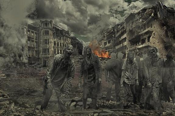 Ученые рассказали, кто защитит мир от зомби-апокалипсиса