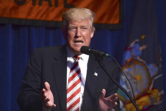 Дональд Трамп сел на диету по настоянию врача