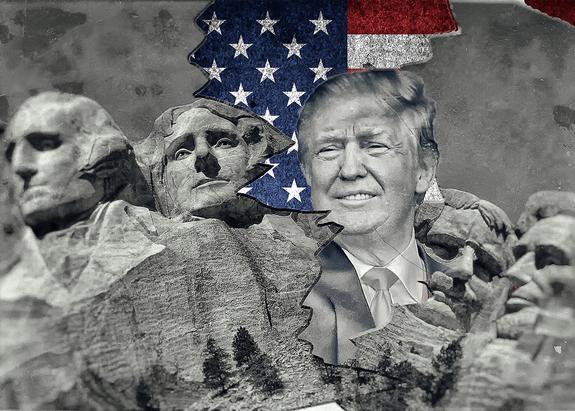 Самая антиамериканская идея Трампа - пожизненный срок для президента страны