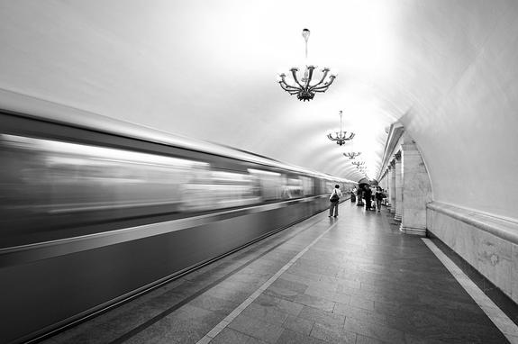 Московский метрополитен усилил режим штатной работы
