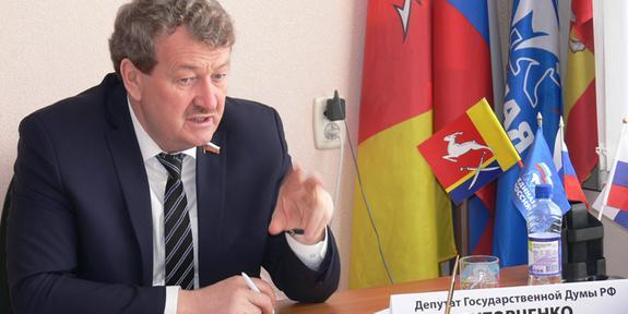 """А.Литовченко прокомментировал послание президента: """"Обозначен главный приоритет"""""""