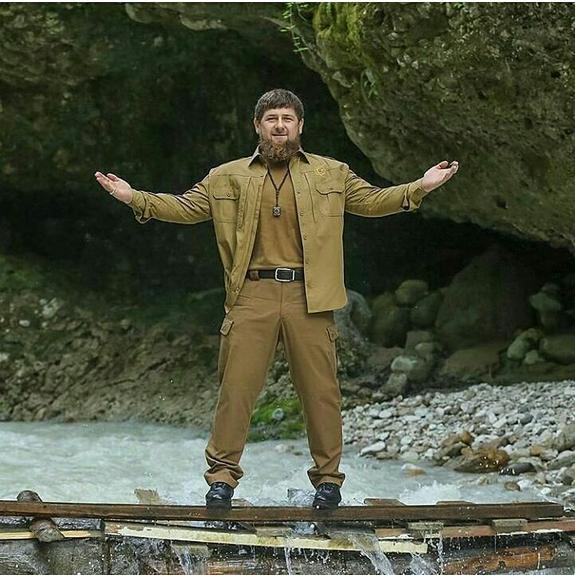 Рамзан Кадыров принял вызов губернатора Тульской области