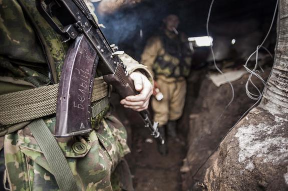 «Абсолютное перемирие» в Донбассе сорвали в первые же часы его действия