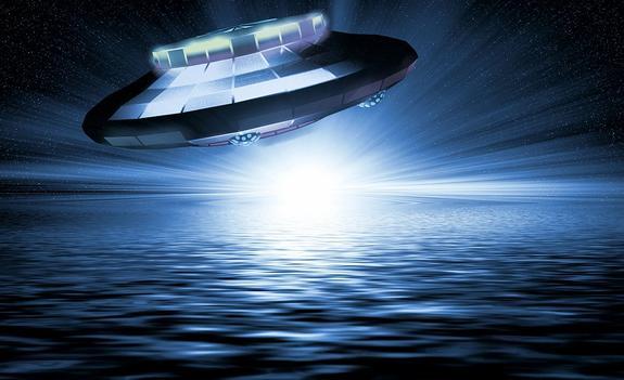 """Близ Антарктиды найден упавший """"корабль инопланетян"""""""