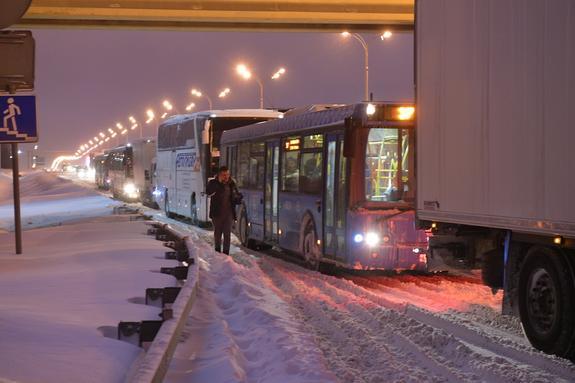 ЦОДД выпустил предупреждение для жителей и гостей Москвы
