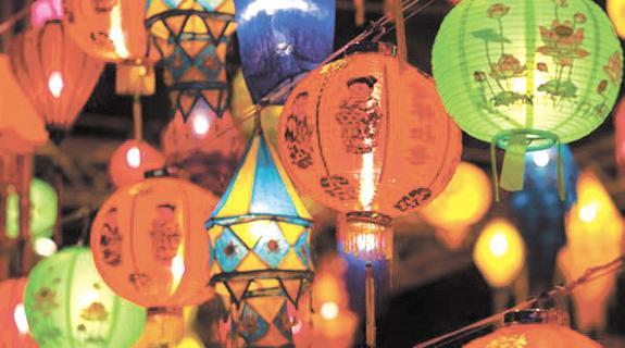 Китайский праздник фонарей сблизил Москву и Пекин
