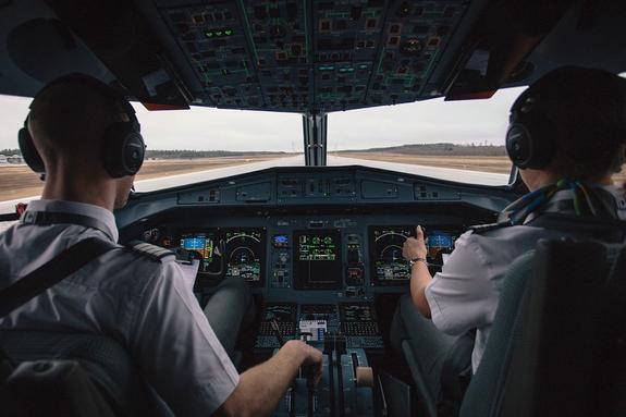 Неизвестный попытался захватить самолет египетских авиалиний