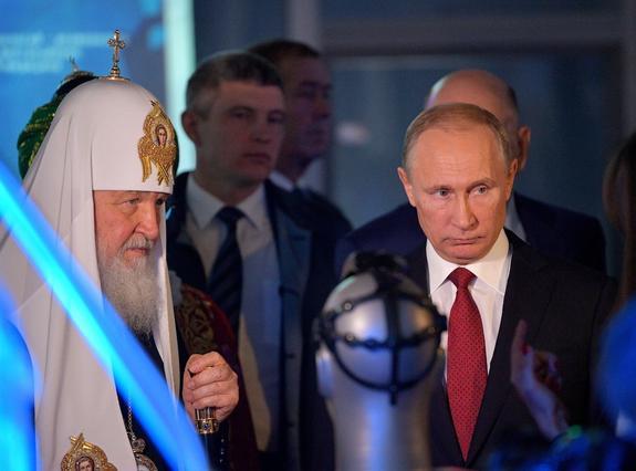 Милонов о возможности патриарха Кирилла баллотироваться в президенты