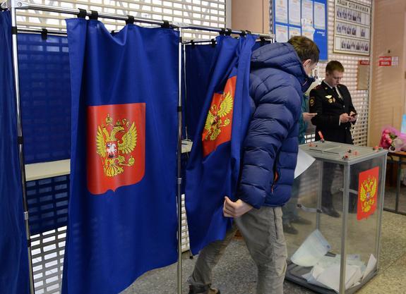 Появилась информация о явке граждан на выборах президента РФ