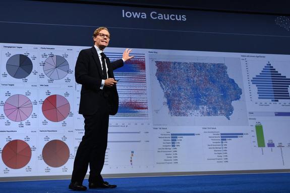 Если бы Cambridge Analyt была связана с Россией, тогда всем было бы интересно
