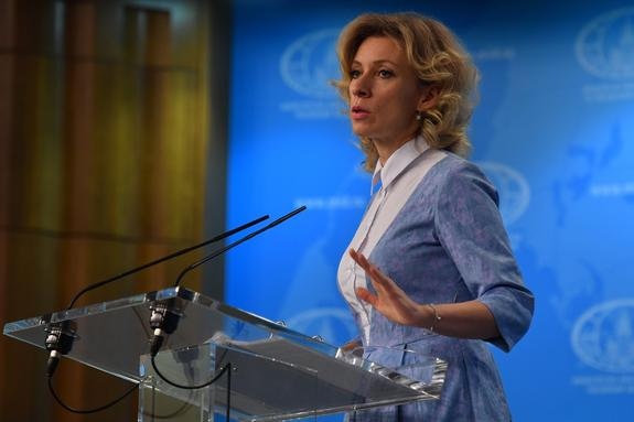 Захарова припомнила западным коллегам хэштег #FreeSavchenko