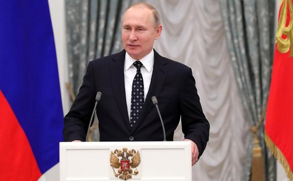 Песков сообщил, как Путин отреагировал на результаты выборов