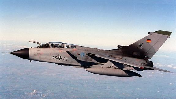 Немецкие самолеты Tornado больше не в состоянии выполнять задачи НАТО