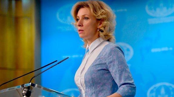 """Захарова предположила, что скажет Мэй после результатов эскпертизы """"новичка"""""""