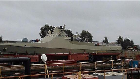 Аналитики США оценили гениальность новейшего российского корабля