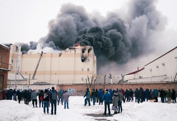 Незыгарь: В распространении фейков виновна администрация Кемеровской области