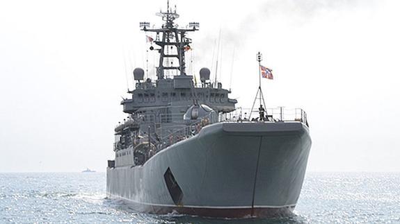 Российские боевые корабли покинули сирийский порт Тартус-СМИ